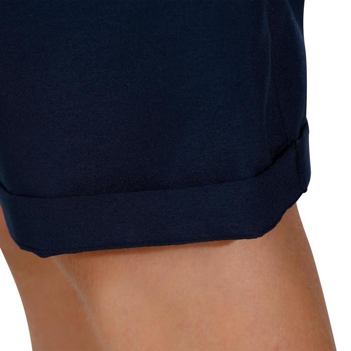 Hike 100 兒童健行運動短褲-海軍藍色