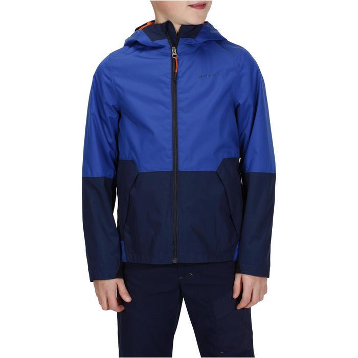 Veste imperméable de randonnée garçon Hike 500 - 1141847