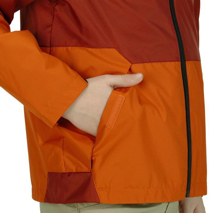 Veste imperméable de randonnée garçon Hike 500 - 1141885