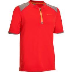 T-Shirt de randonnée garçon Hike 900