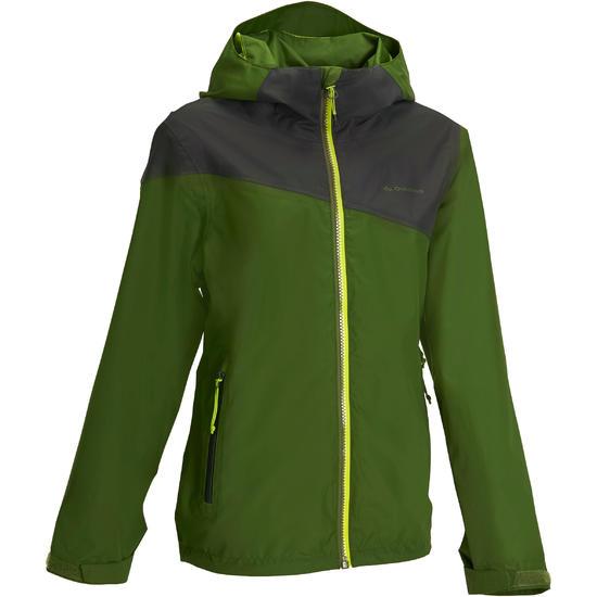 Regenjas voor trekking jongens Hike 900 - 1141899