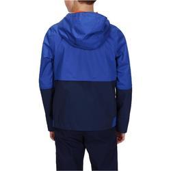 Waterdichte wandeljas voor kinderen MH 500 marineblauw