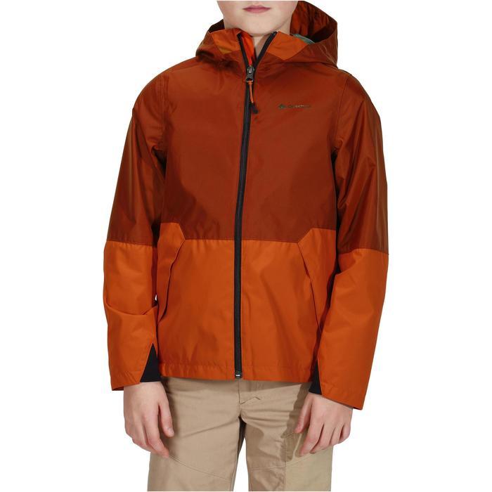 Veste imperméable de randonnée garçon Hike 500 - 1141945