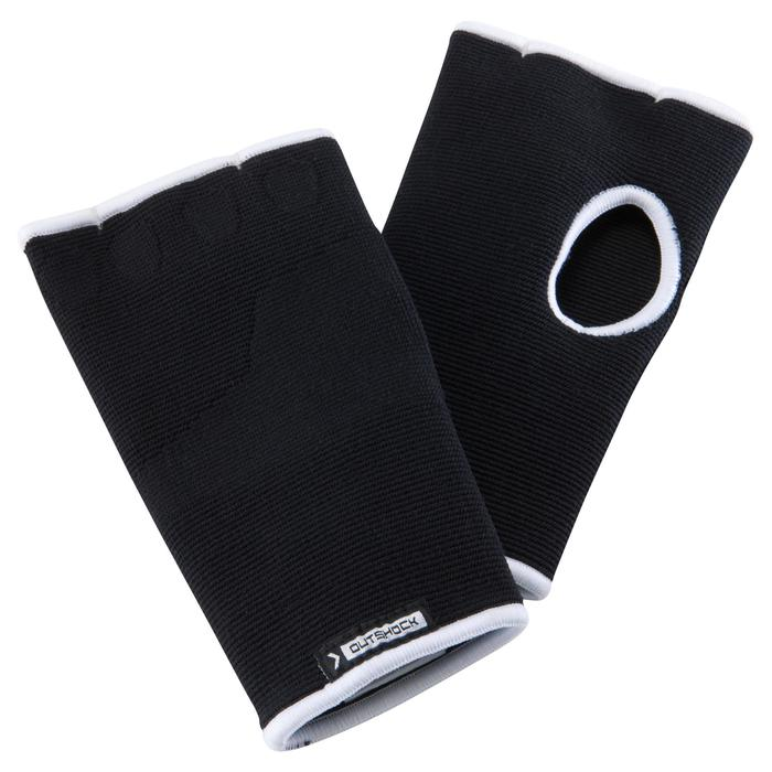 Binnenhandschoenen voor boksen 100 zwart
