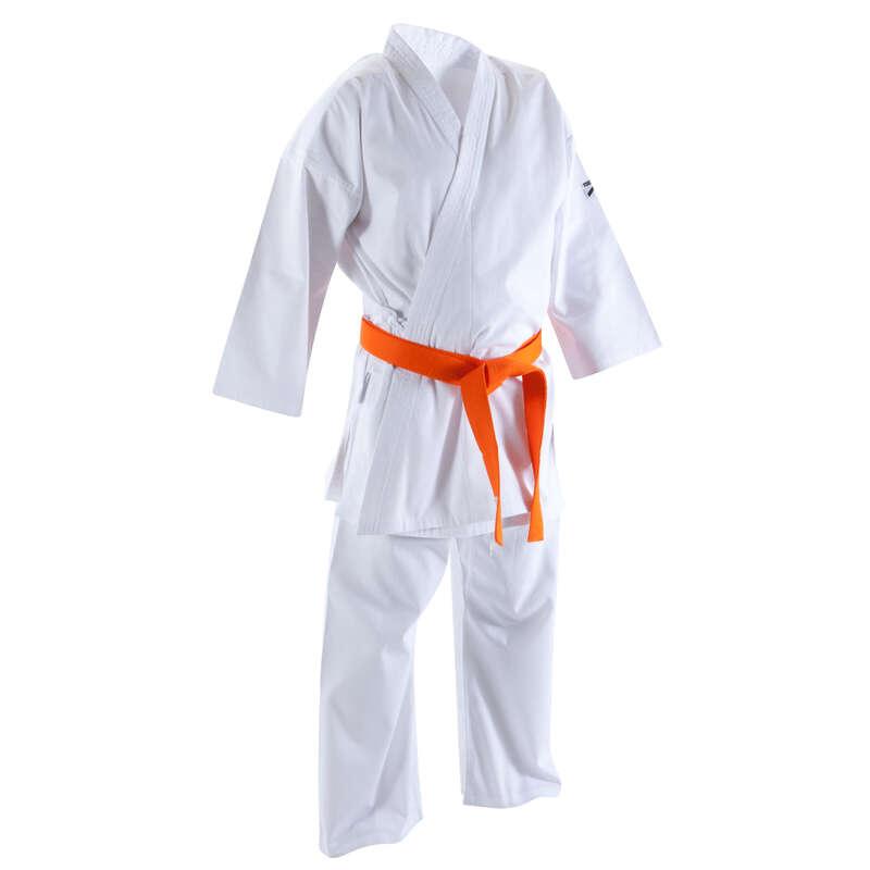 KARATE Martial Arts - 250 Adult Karate Gi OUTSHOCK - Martial Arts