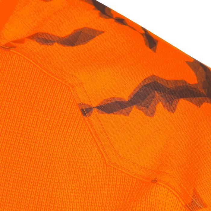 Jersey Caza Sologanc Bgb 500 Reforzado Naranja Fluo