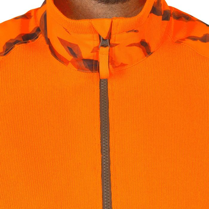 Pull chasse renfort 500 fluo - 1142112