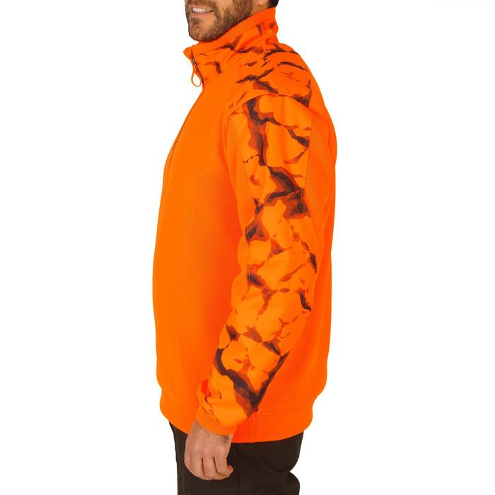Pull chasse renfort 500 fluo - 1142113