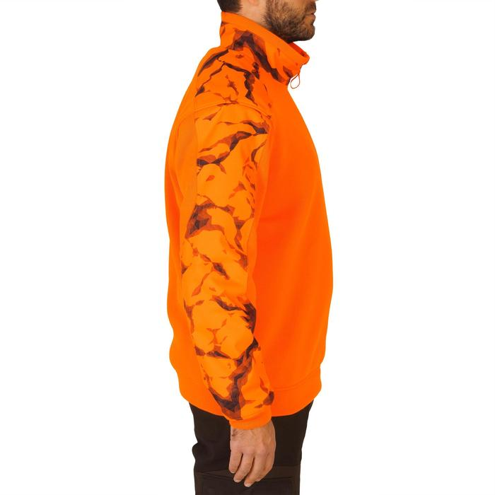 Pull chasse renfort 500 fluo - 1142114
