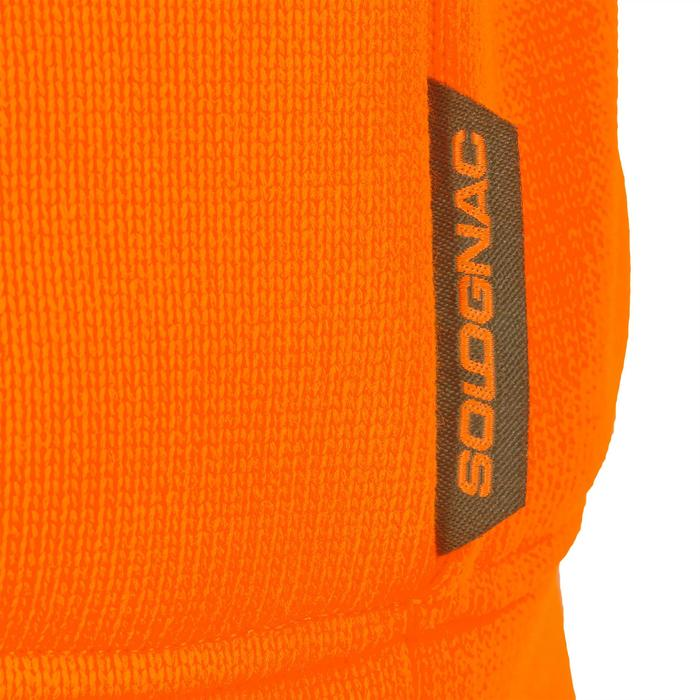 Pull chasse renfort 500 fluo - 1142115