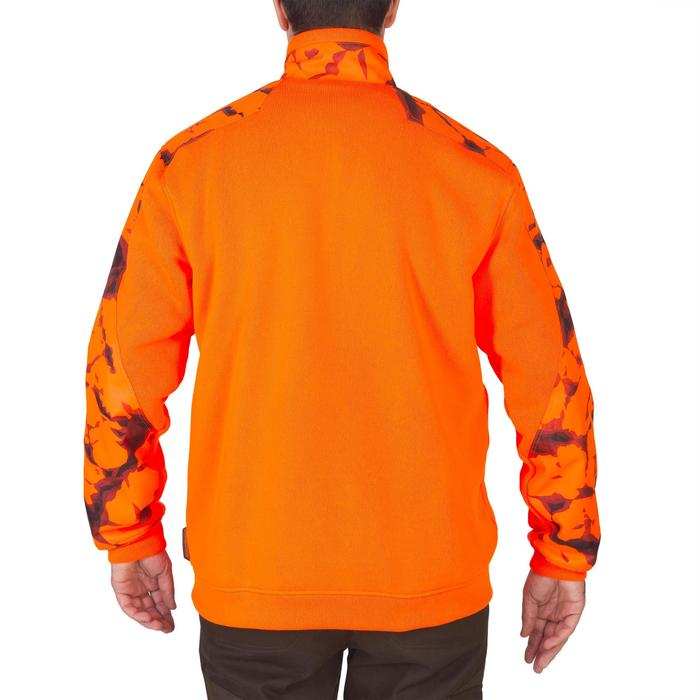 Pull chasse renfort 500 fluo - 1142116