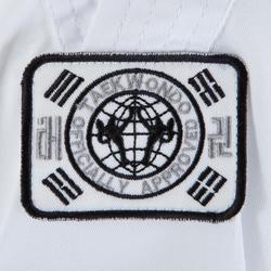 Kimono/Dobok taekwondo 100 voor kinderen wit