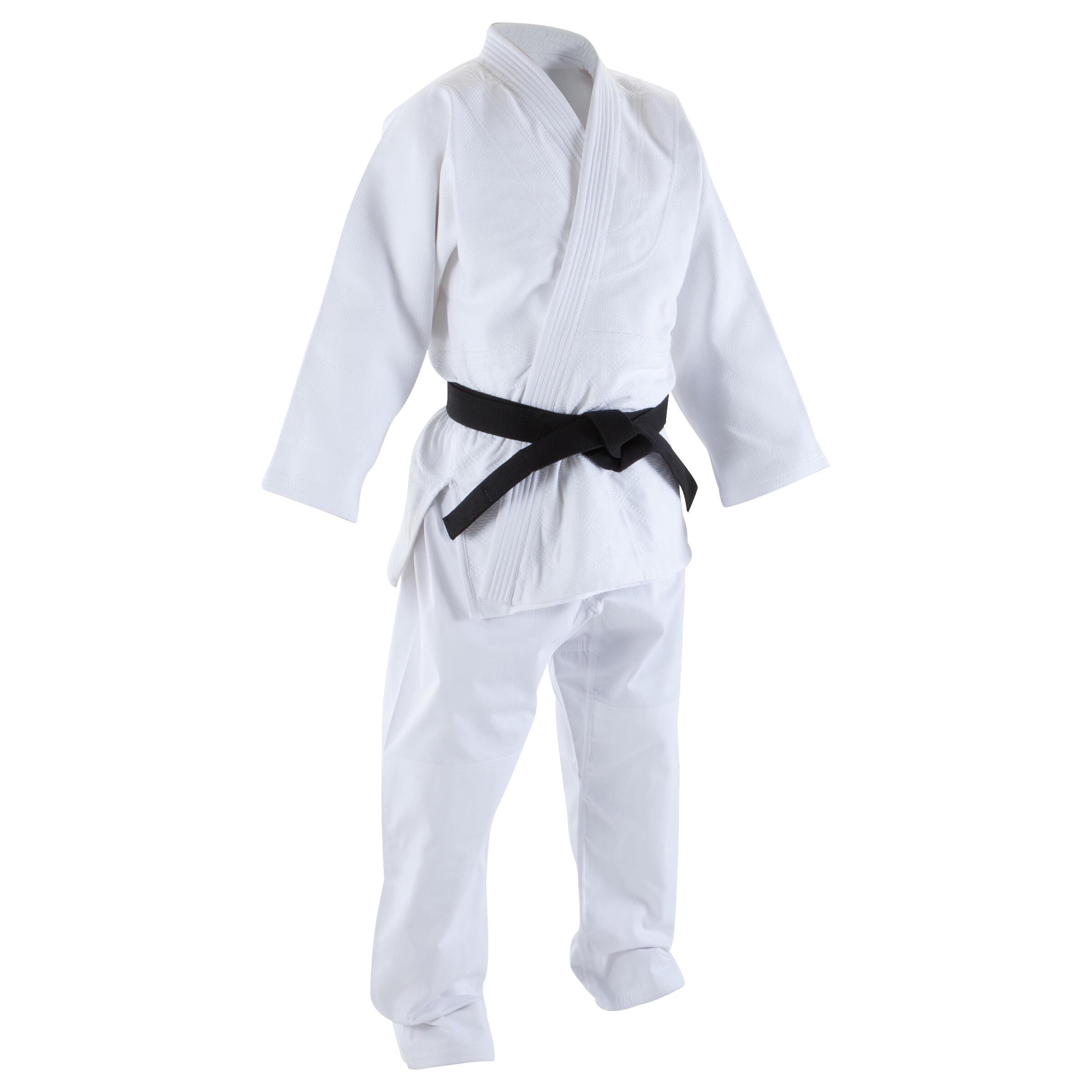 Judoanzug 730 Erwachsene | Sportbekleidung > Sportanzüge > Judoanzüge | Weiß | Outshock