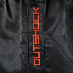 Short kickboksen 500 heren, zwart