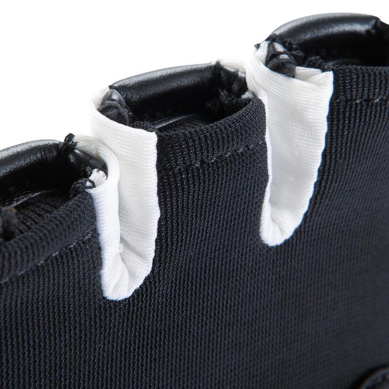 Mitones de Boxeo 100, entrenamientos saco de pegadas
