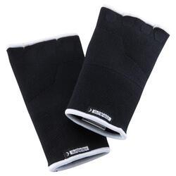 拳擊內襯手套100 - 黑色