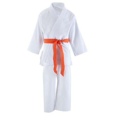 """Bērnu džudo aikido uniforma """"500"""", balta"""