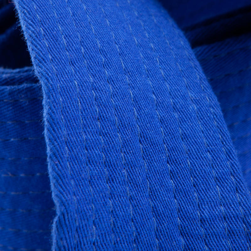 Martial Arts Piqué Belt 3m - Blue