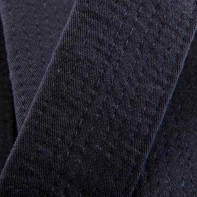 Martial Arts Piqué Belt 2.80m - Black