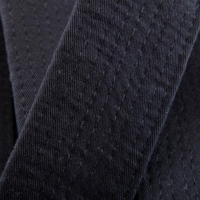 Kampfsportgürtel 2,8m schwarz