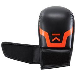 Boxhandschuhe Self Defense 500 schwarz