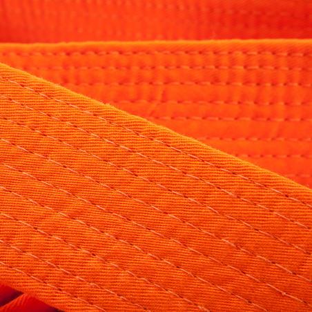 Kovos menų pikė diržas 2,80 m – oranžinė