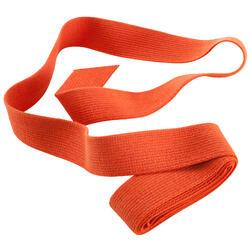Kampfsportgürtel 2,5m orange