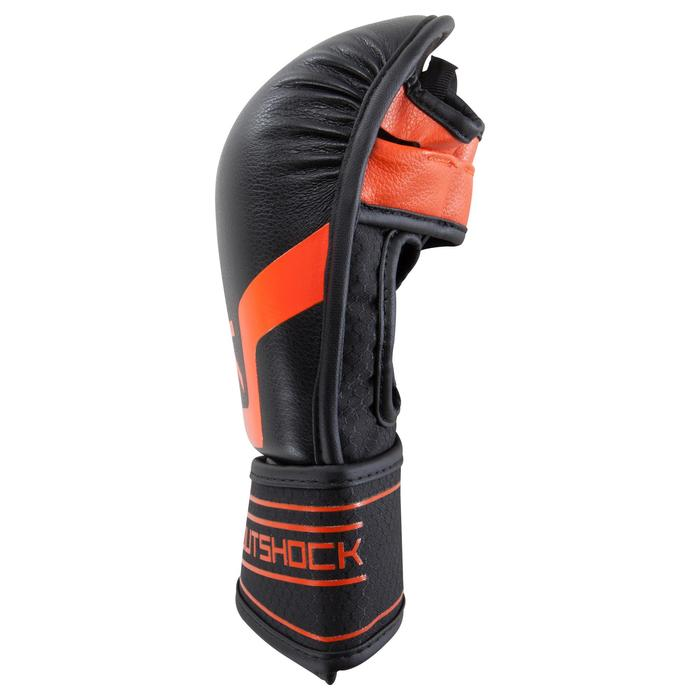 Handschoenen Self Defense 500 zwart