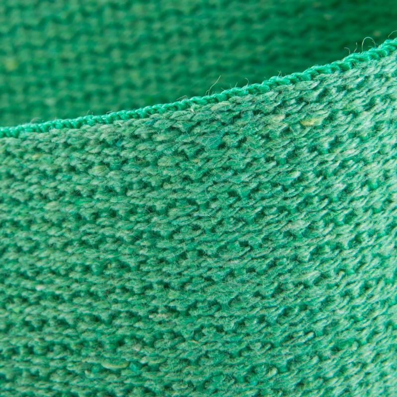 Martial Arts Plain Strap Belt 2.50m - Green
