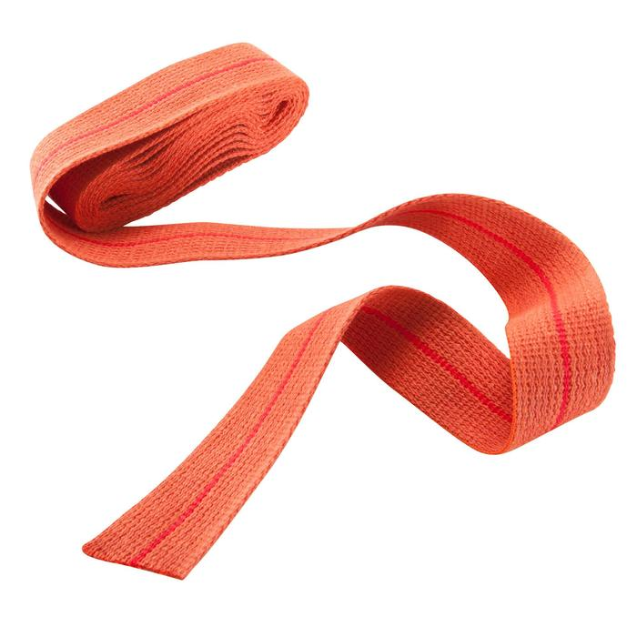 Karateband 2,50 m oranje
