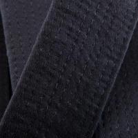 Martial Arts Piqué Belt 3m - Black