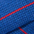PÁSKY KE KIMOMU KARATE Karate - Karatistický pásek 2,5 m modrý OUTSHOCK - Karate