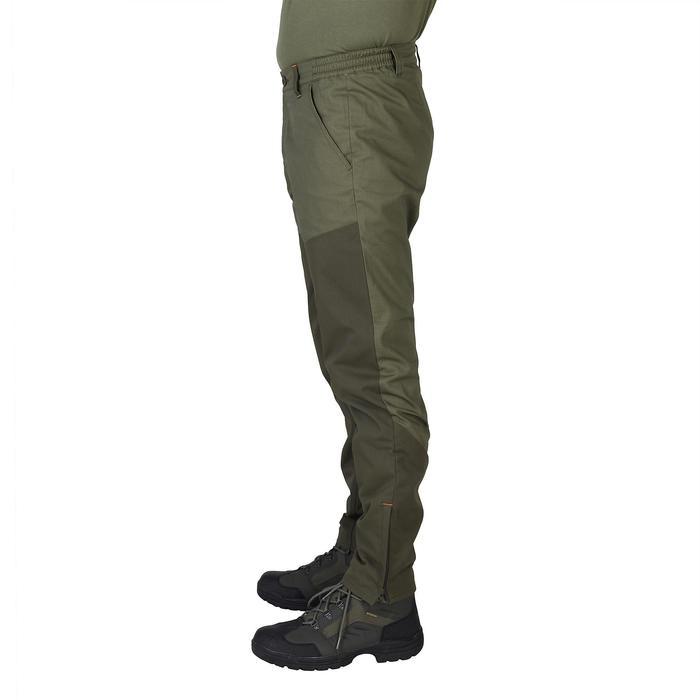 Jagdhose Renfort 100 mit Verstärkung grün