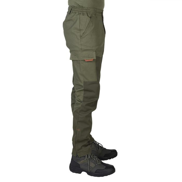 Jagersbroek Renfort 100 groen