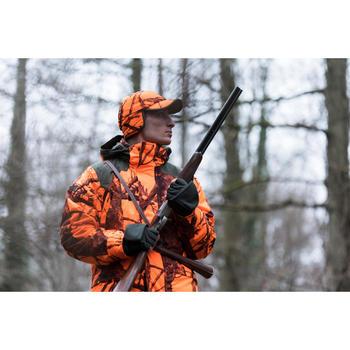Mitaine chasse 500 softshell vert - 1142503