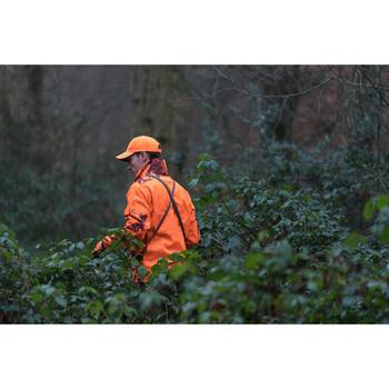 Jagd-Handschuhe Supertrack 100 V2 orange