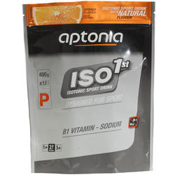 Isotone drank in poedervorm ISO FIRST sinaasappel 480 g - 114257