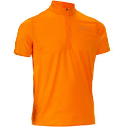 Wandelshirt met korte mouwen Techfresh 500 heren