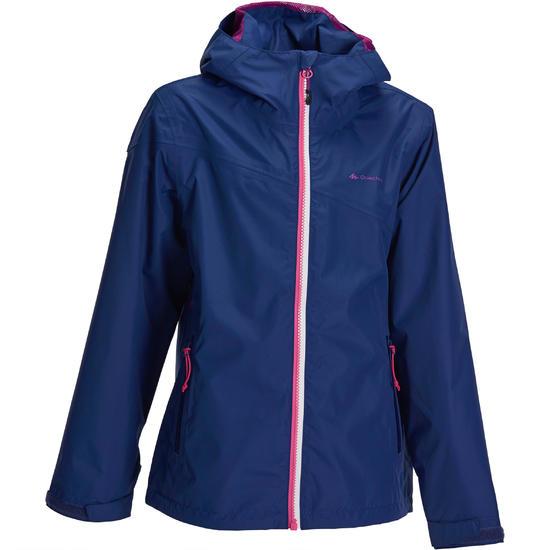 Regenjas voor trekking jongens Hike 900 - 1142641
