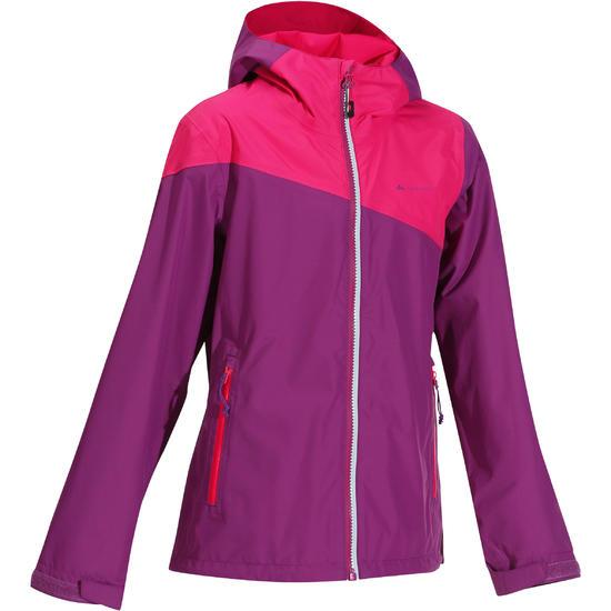 Regenjas voor trekking jongens Hike 900 - 1142670