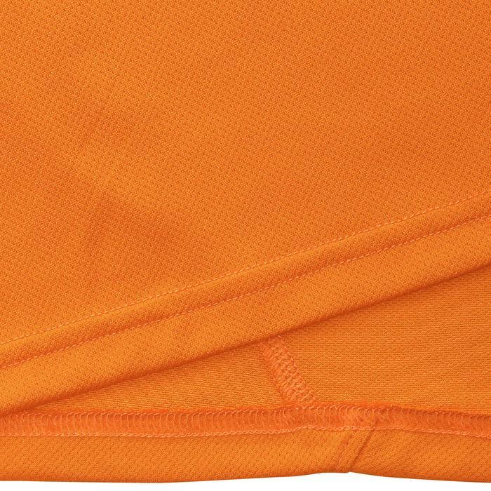 Tee Shirt Manches Courtes Randonnée Tech Fresh 100 homme Gris foncé - 1142741