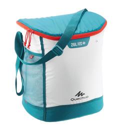 Koeltas voor kamperen / trekking Fresh 26 liter blauw