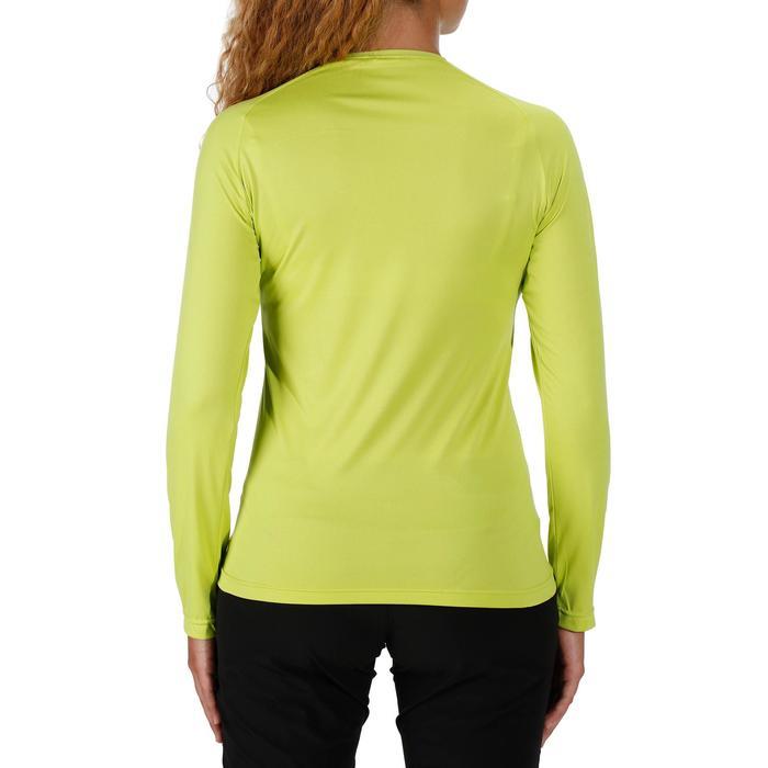 Tee-Shirt manches longues randonnée Techfresh 50 femme - 1142821