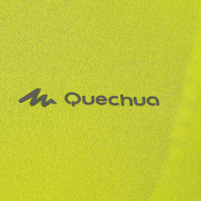 Tee-Shirt manches longues randonnée Techfresh 50 femme - 1142835