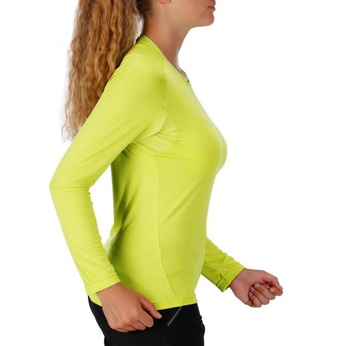 Tee-Shirt manches longues randonnée Techfresh 50 femme - 1142870