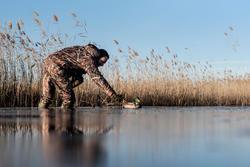 Jagersparka Sibir 300 camouflage moeras - 1142898