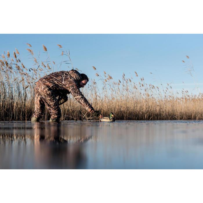 Veste chasse Sibir 300 camouflage marais - 1142898