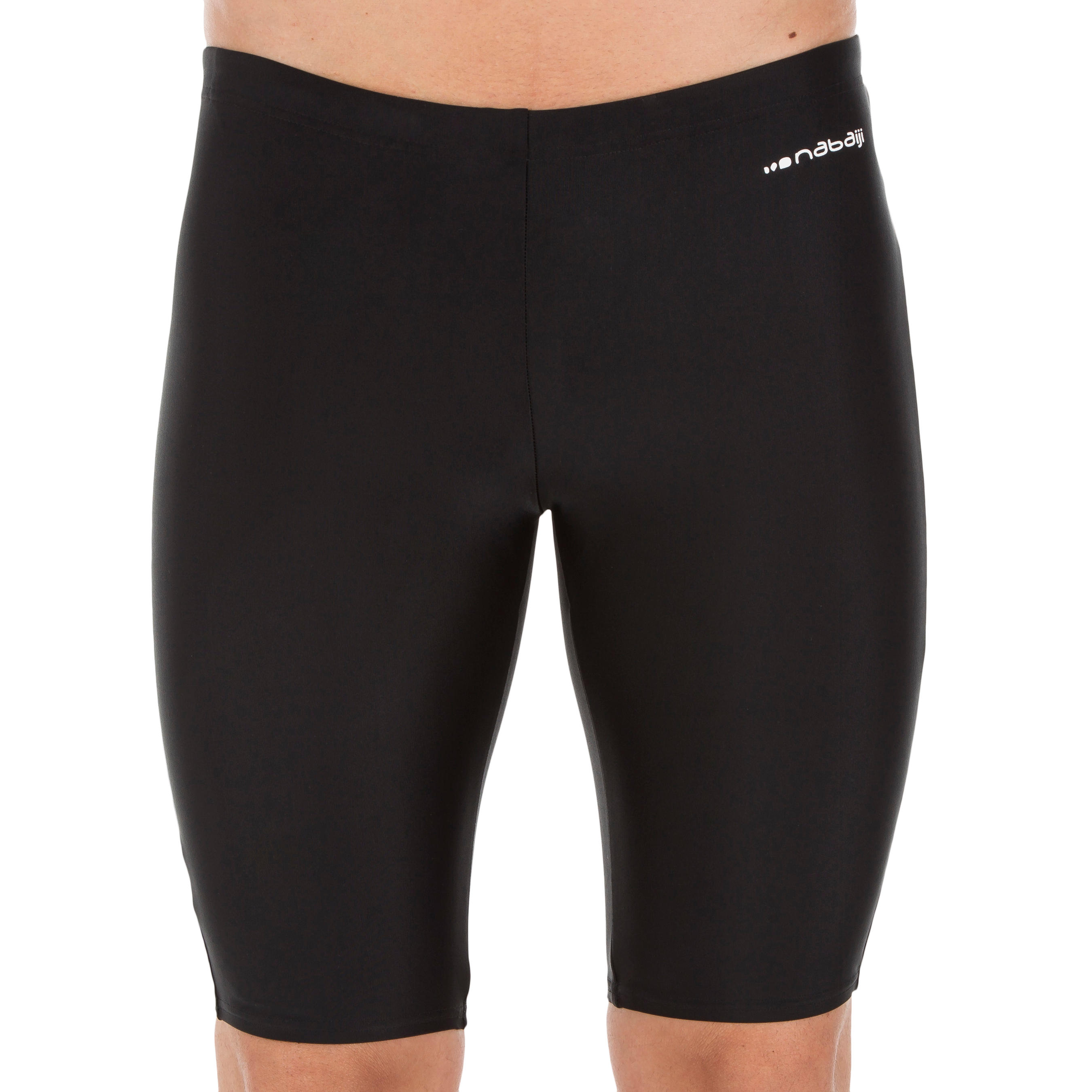 Men swimming jammer One - Black