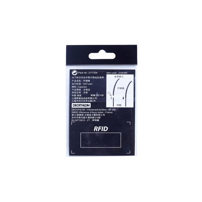 FIXE LIGNE PÊCHE CLIP LINE TISSUE 0,8 - 1,2mm