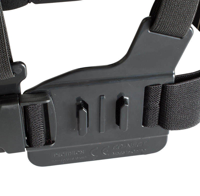 CHESTY CO-NECT Chest Harness for Sports Cameras